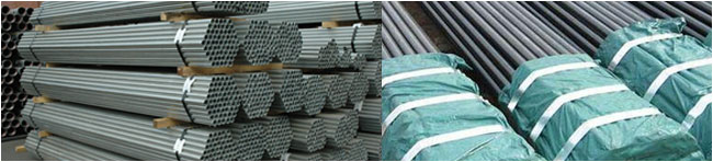 ASTM B729 Alloy 20 Seamless Pipe packaging
