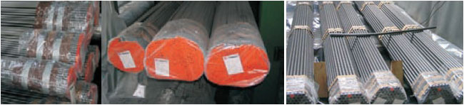 ASTM A213 T5 Alloy steel Seamless Tube Tubing packaging