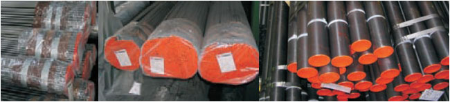ASTM A500 Carbon Steel SHS Pipe packaging