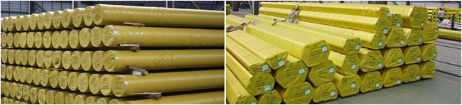 ASTM B163 Incoloy 800 Seamless Tube packaging