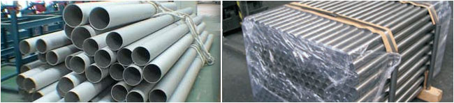 Monel 400 ASTM B163 Seamless Pipe packaging