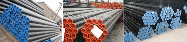 A106 Carbon steel pipe packaging